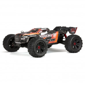 ARRMA 1/5 KRATON 4X4 8S BLX Speed Monster Truck RTR: Orange
