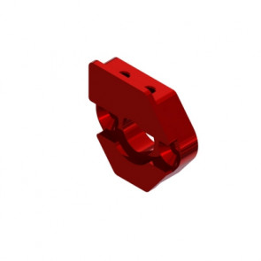 ARRMA Sliding Motor Mount Plate Red