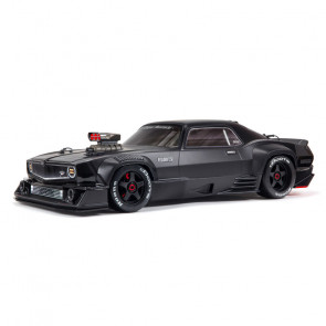 ARRMA 1/7 FELONY 6S BLX Street Bash All-Road Muscle Car RTR - Black