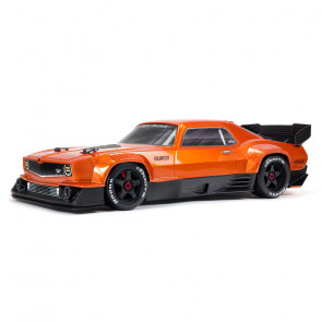ARRMA 1/7 FELONY 6S BLX Street Bash All-Road Muscle Car RTR - Orange