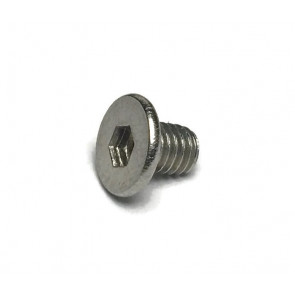Armattan M3 4mm flat head bolt-stainless steel (4 pieces- B-Grade)