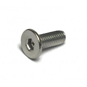 Armattan M3 8mm flat head bolt-stainless steel (4 pieces- B-Grade)