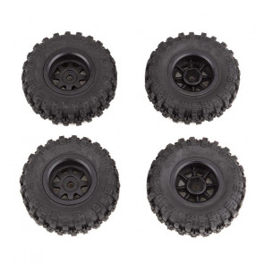 ASSOCIATED Wheels and Tires, Mounted: Enduro24