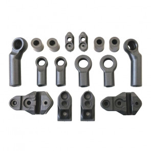 ASSOCIATED Anti-roll Bar Mounts and Steering Rod Ends