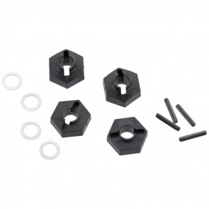 Associated Wheel Hex Adapters B4