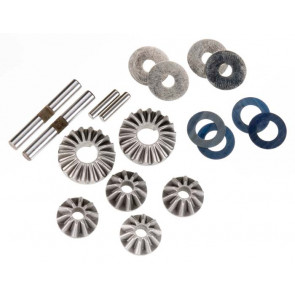Associated Differential Gears/Washers/Pins RC8