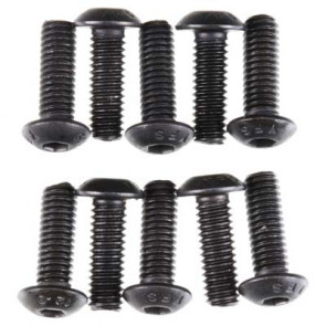Associated Button Head Cap Screw M4x12mm (10)