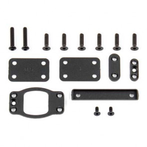 Associated Gearbox/Bulkhead Shim Set RC10B6