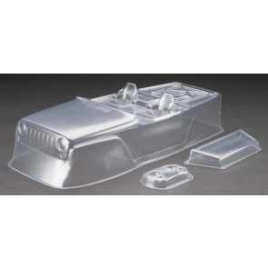 Axial Jeep Wrangler Race Body .40 Clear