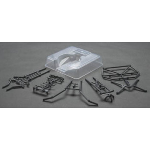 Axial Roll Cage Flat Bed SCX10