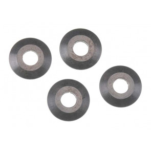 Axial Washer 4.8x14 Black