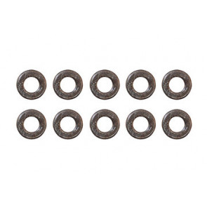 Axial Washer 5x10x0.5 Black - 10 pack