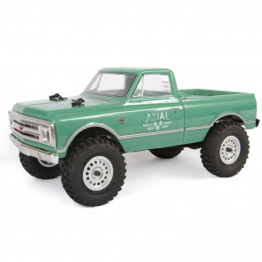 Axial SCX24 '67 Chevrolet C10 Pickup 1/24 4WD RTR Green