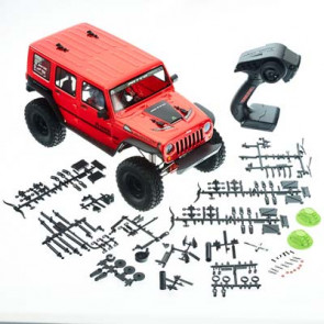 Axial 1/10 SCX10 II '17 Jeep Wrangler Unlimited CRC RTR