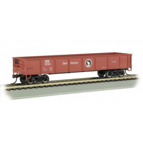 BACHMANN GREAT NORTHERN - 40' GONDOLA CAR (HO)