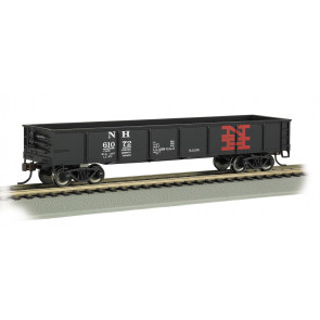 BACHMANN NEW HAVEN - 40' GONDOLA CAR (HO)