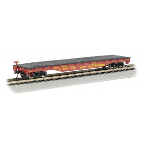 BACHMANN UNION PACIFIC® #59486 - 52' FLAT CAR (HO SCALE)