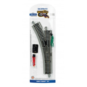 BACHMANN REMOTE TURNOUT - LEFT (HO SCALE)