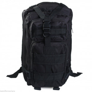Graves RC Hobbies Tactical Backpack for Multi-Rotor RC, Black, No Foam