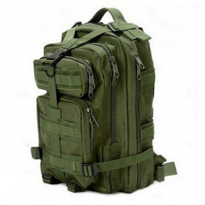 Graves RC Hobbies Tactical Backpack for Multi-Rotor RC, Green, No Foam