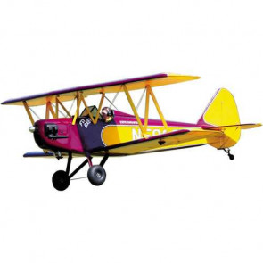 Balsa USA 1/3 Scale Fly Baby Biplane Kit