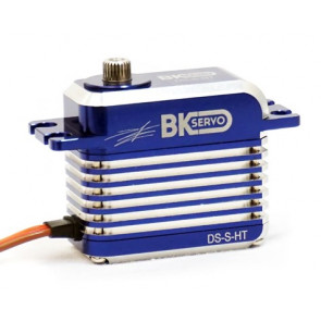 BK Servos DS-S-HT Metal Gear Digital High Torque High Voltage Servo