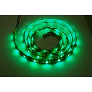 BP HOBBIES WaterProof Flexible High Intensity LED Light Strip - GREEN