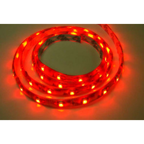 BP HOBBIES WaterProof Flexible High Intensity LED Light Strip - RED