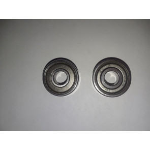 BERD BALL BEARING 7X19X6 (2PCS)