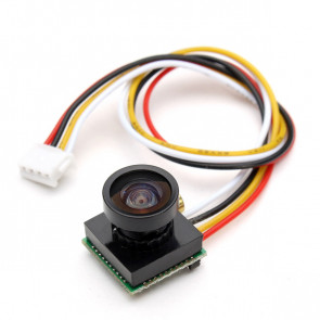 600TVL 1/4 1.8mm CMOS FPV 170 Degree Wide Angle Lens Camera