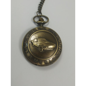 Graves RC Pocket Watch - Car