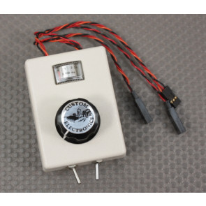 CUSTOM ELECTRONICS DIGITAL SERVO DRIVER/ANALYSER