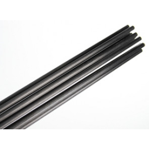 "CENTRAL HOBBIES PUSHROD CARBON FIBER 24"" (ONE ROD PER PACKAGE)"