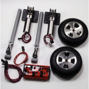 Page 20 | LANDING GEAR, WHEELS, PARTS & ACCESSORIES Remote