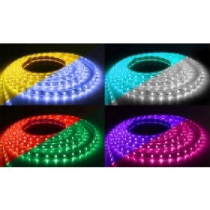 "Color-Changing LED Lights - 12"" Strip"