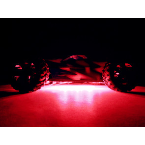Common Sense RC Chassis Underglow LED Kit for RC Cars & Trucks - Red