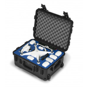 Go Professional Universal Wheeled Hard Case for Phantom 4