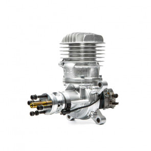 DLE 65cc Gas Engine with Elect Ignition and Muffler