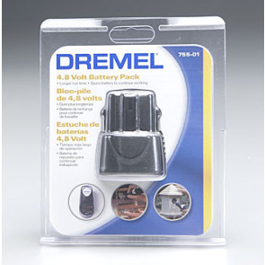 Dremel Mini Mite 4.8V 700mAh Battery Pack