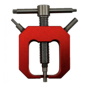 HOBBY DETAILS RC Motor Pinion Gear Puller for 5mm - Red