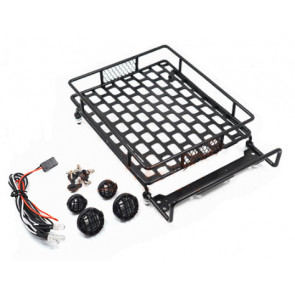 Hobby Details Roof Luggage Rack with LED Light Bar