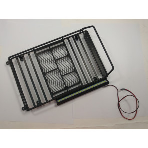 HOBBY DETAILS Roof Luggage Rack with Light Bar
