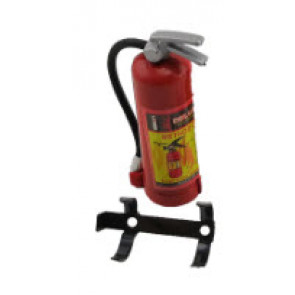 HOBBY DETAILS Extinguisher for 1/10 RC Crawler - Red