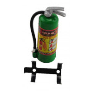 HOBBY DETAILS Extinguisher for 1/10 RC Crawler - Green