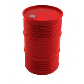 HOBBY DETAILS Big Oil Tank for 1/10 RC Crawler - Red