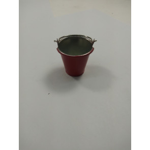 HOBBY DETAIL Small Bucket - Metal