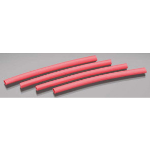 "Dubro Heat Shrink Tubing 3x1/8"" (4)"