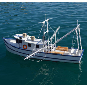 Dumas Rusty the Shrimp Boat Kit 36""