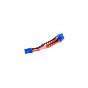 DYNAMITE EC5 Battery Parallel Y-Harness, 10 AWG