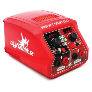 Dynamite Prophet Sport Duo 50Wx2 AC Charger